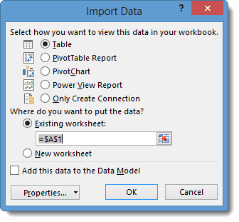 how to tell what version of excel you have